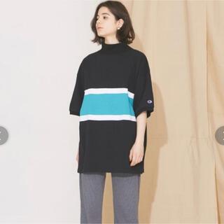 ナノユニバース(nano・universe)のChampion/別注カノコカラーブロックTシャツ(Tシャツ(半袖/袖なし))