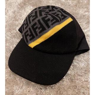 フェンディ(FENDI)のFendi 帽子(キャップ)