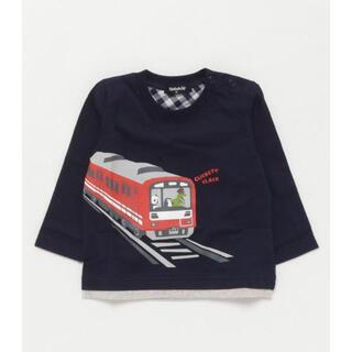 kladskap - 【kladskap】 電車長袖Tシャツ