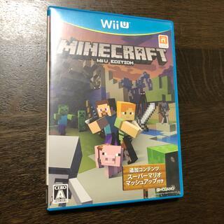 Wii U - Minecraft: Wii U Edition Wii U マインクラフト