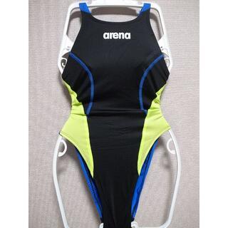 アリーナ(arena)のアリーナ 競泳水着 Mサイズ arena ARN-1025W BKYL(水着)