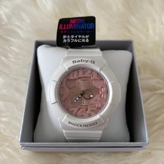 Baby-G - 新品 BabyG  ベビージー 腕時計 Casio カシオ レディース ピンク