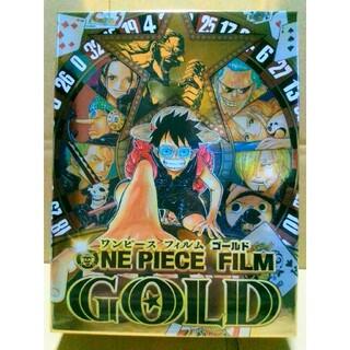集英社 - ONE PIECE FILM GOLD blu-ray