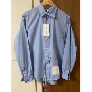 ジョンローレンスサリバン(JOHN LAWRENCE SULLIVAN)のsoshiotsuki ソウシオオツキ ending cutter shirts(シャツ)