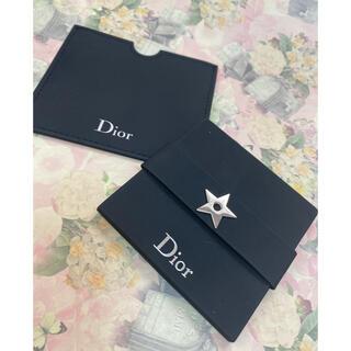 Christian Dior - ディオール  ノベルティ スター  星  ミラー
