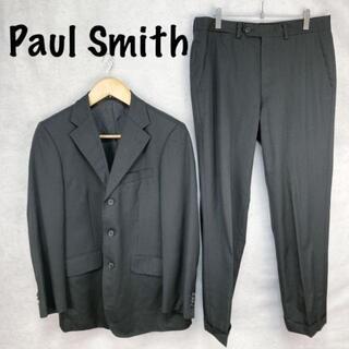 ポールスミス(Paul Smith)のポールスミス セットアップ 3B 背抜き シングル ブラック M(セットアップ)