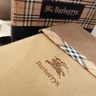 バーバリー(BURBERRY)の未使用 Burberrys バーバリー ノバチェック ホースマーク ウール 毛布(毛布)