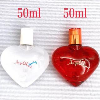 エンジェルハート(Angel Heart)の2点セット エンジェルハート シャンベリー  EDT50mL天香香水(香水(女性用))