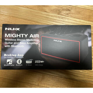 NUX 《ニューエックス》Mighty Air ワイヤレスアンプ(ギターアンプ)
