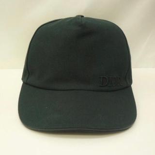 Christian Dior - Christian Dior ディオール ベースボールキャップ 帽子
