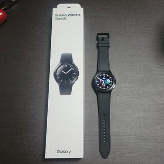 ギャラクシー(Galaxy)のgalaxy watch 4 classic 42mm(腕時計(デジタル))