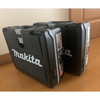 マキタ(Makita)のmakita 充電式インパクトドライバー 新品未開封 2台 TD172(その他)