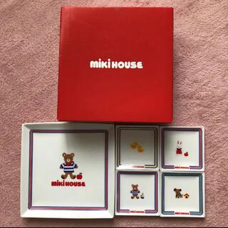 ミキハウス(mikihouse)のミキハウス食器セット(新品未使用)(その他)