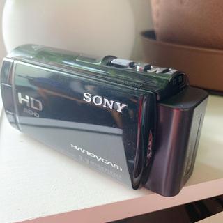 SONY - SONY デジタル ビデオカメラ HDR-CX180(B)