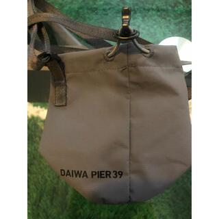 ワンエルディーケーセレクト(1LDK SELECT)の21aw DAIWA PIER39 ノベルティ ミニ巾着バッグ(その他)