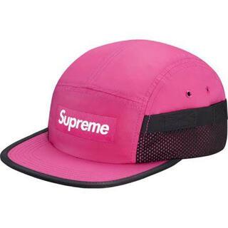 シュプリーム(Supreme)の16ss supreme mesh pocket camp cap(キャップ)
