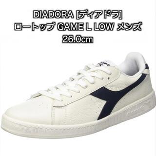 ディアドラ(DIADORA)のDIADORA ディアドラ ロートップ GAME L LOW 26.0cm(スニーカー)