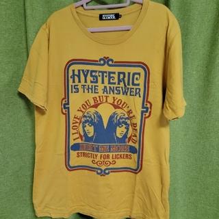 ヒステリックグラマー(HYSTERIC GLAMOUR)のHYSTERIC GLAMOUR 半袖Tシャツ(Tシャツ(半袖/袖なし))