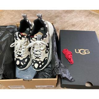 アグ(UGG)のUGG CA805 アグ ダルメシアン スニーカー 新品 24(スニーカー)