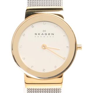 SKAGEN - スカーゲン SKAGEN 腕時計   358SGSCD レディース