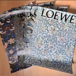 ロエベ(LOEWE)のPoRo様 専用    LOEWE ウィリアムモリス コラボポスター(絵の具/ポスターカラー)
