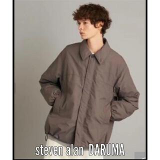 steven alan - Steven Alan PE DARUMA CAR BLOUSON 20aw