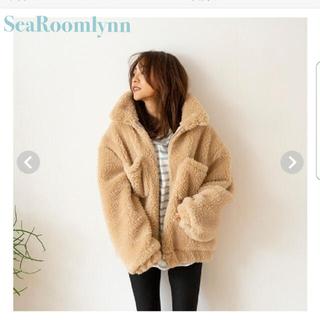 シールームリン(SeaRoomlynn)の即完商品【SeaRoomlynn】BEAR BOA WARM ブルゾン(ブルゾン)