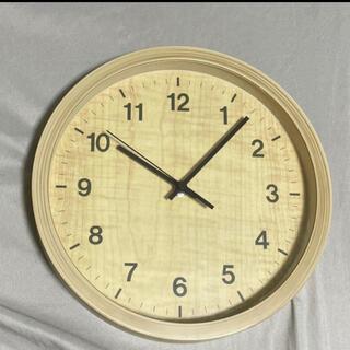 ニトリ - ニトリ 壁掛け 時計 電池式