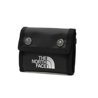 ザノースフェイス(THE NORTH FACE)の【新品未使用】THE NORTH FACE BC Dot Wallet ブラック(折り財布)