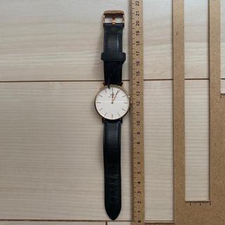 ダニエルウェリントン(Daniel Wellington)のダニエルウェリントン 腕時計【電池切れ】(腕時計)