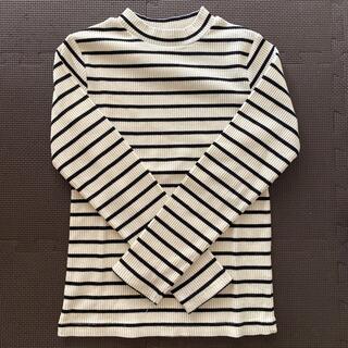 ラブトキシック(lovetoxic)のLovetoxic ラブトキ ♡ ボーダー カットソー Tシャツ  (Tシャツ/カットソー)