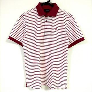 バーバリー(BURBERRY)のバーバリーゴルフ 半袖ポロシャツ 2 M美品 (ポロシャツ)