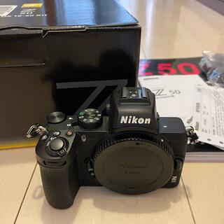 Nikon - NIKON z50 美品
