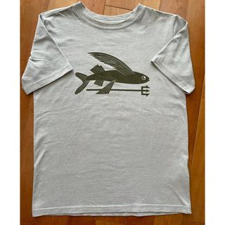パタゴニア(patagonia)の【アヨ様専用】Patagonia TシャツボーイズSサイズ(Tシャツ/カットソー)