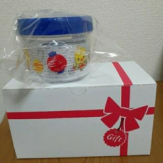 ニッシンショクヒン(日清食品)の日清食品 ひよこちゃんガラスコップ2個・フードコンテナ1個(キャラクターグッズ)