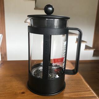 ボダム(bodum)のbodum   5人分900ml 新品 珈琲プレス スタバオリジナル(コーヒーメーカー)