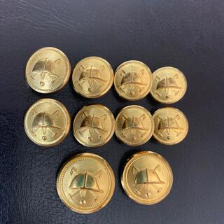 ポロラルフローレン(POLO RALPH LAUREN)のポロラルフローレン メタルボタン 10個セット(テーラードジャケット)