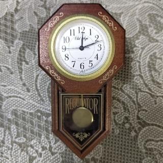 レア  ♡ミニ 掛け時計♡  ヴィンテージ