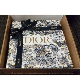 クリスチャンディオール(Christian Dior)の限定ギフトボックス(ラッピング/包装)
