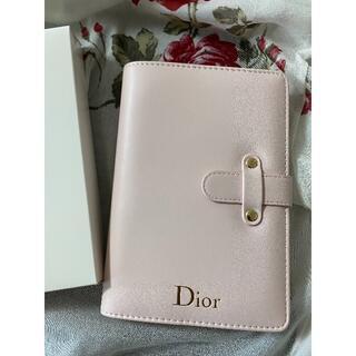 ディオール(Dior)のDior ノベルティ ノート pink(ノート/メモ帳/ふせん)