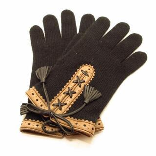 エルメス(Hermes)のHERMES(エルメス) 手袋 レディース美品  -(手袋)