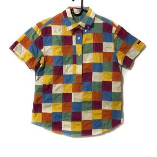 パーリーゲイツ(PEARLY GATES)のパーリーゲイツ 半袖ポロシャツ サイズ3 L(ポロシャツ)