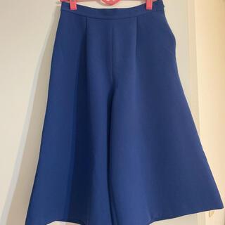 エージーバイアクアガール(AG by aquagirl)のブルー パンツ(カジュアルパンツ)