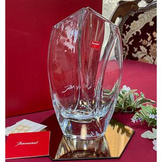 Baccarat - Baccarat バカラ ジベルニーリゴット 花瓶 フラワーベース 未使用