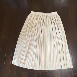 MANGO - プリーツスカート ロングスカート スカート MANGO