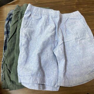 UNIQLO - まとめ売り ユニクロ ハーフパンツ ショートパンツ メンズ L
