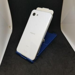 シャープ(SHARP)の403 au SIMロック解除済 SHV41 AQUOS R c  ジャンク(スマートフォン本体)