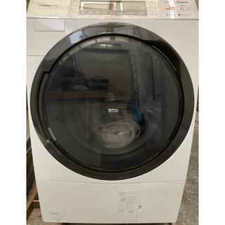 Panasonic - パナソニックドラム式洗濯乾燥機10kg エコナビ.ナノイーNA-VX850SL