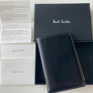 ポールスミス(Paul Smith)のPaul Smith カードケース(定期入れ・名刺入れ)ブラック(名刺入れ/定期入れ)