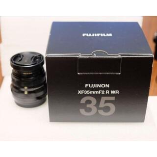 富士フイルム - FUJIFILM XF 35mm F2 R WR